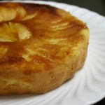 アイリッシュアップルケーキ