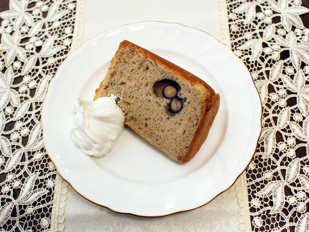 siffon cake